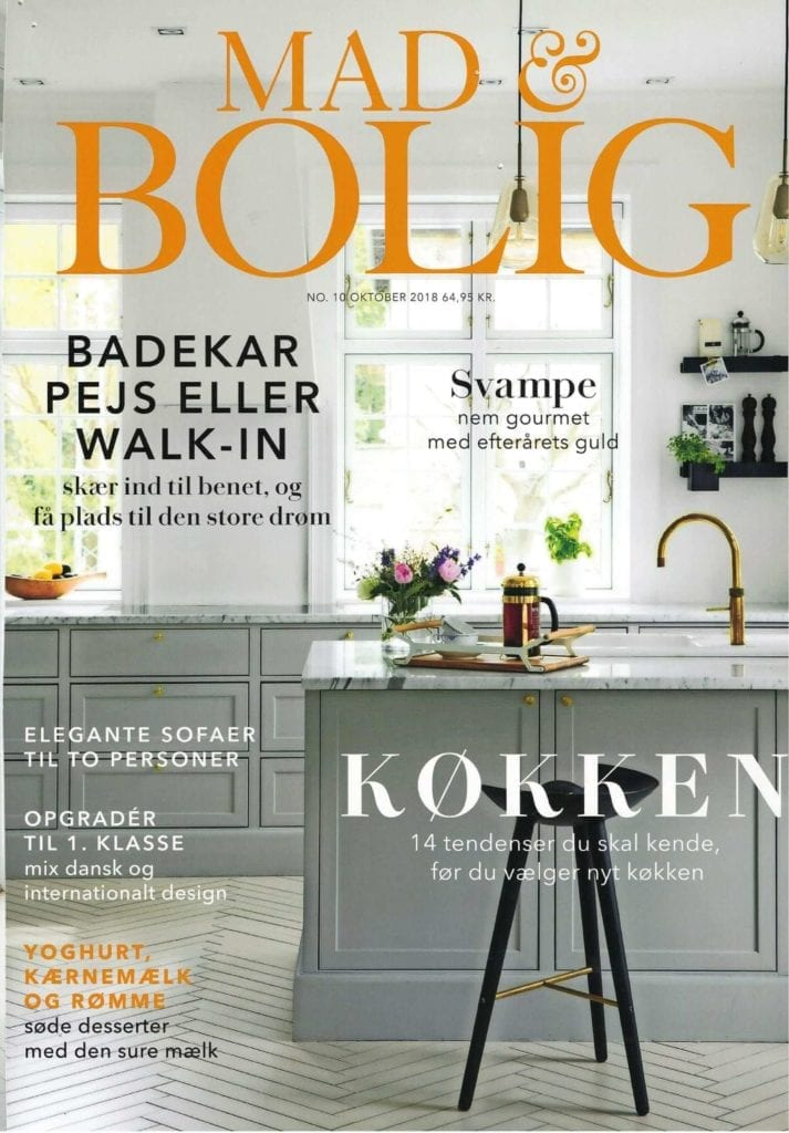 Press - In Mad & Bolig nummer 10.